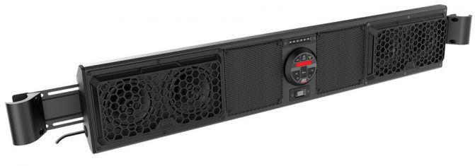 MTX UTV Sound Bars