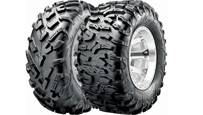 UTV Tire Comparison: ITP Blackwater vs  Maxxis Bighorn - ATV com