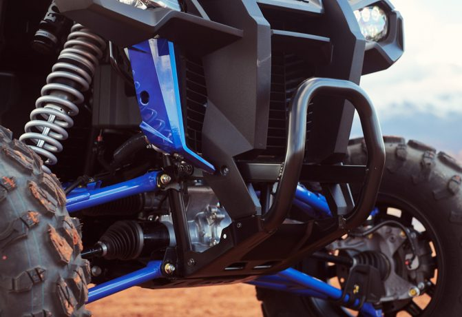 2019 Honda Talon 1000X Front Suspension