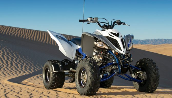 2019 Yamaha Raptor 700r Se Review Atv Com