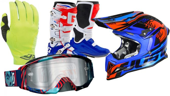 Kickstart Spring with New Dirt Bike and ATV Riding Gear