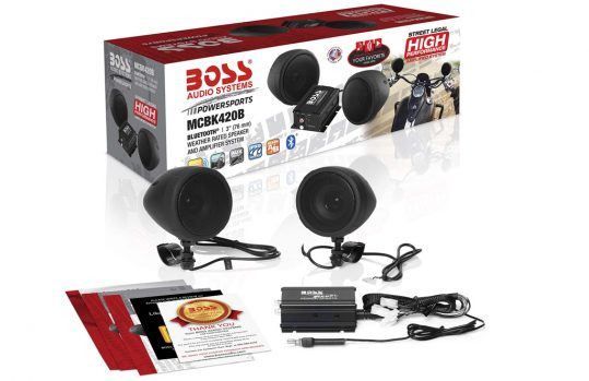 BOSS Audio MCBK420B