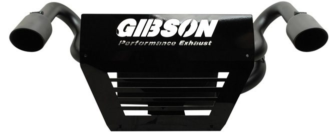 Gibson RZR Exhaust