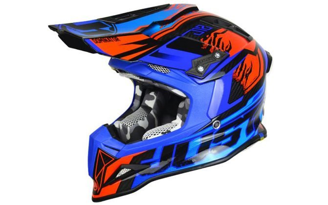 Just 1 J12 Dominator Helmet