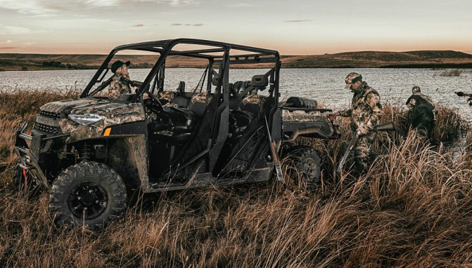 2019 Polaris Ranger Limited Edition Models Unveiled