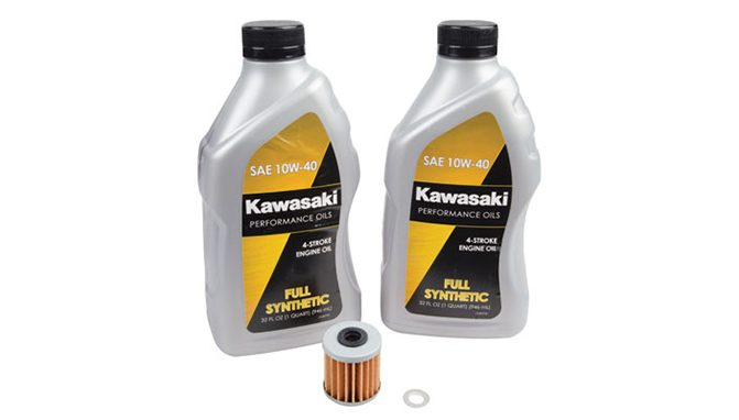 Tusk oil change kit