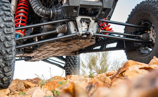 2019 Polaris RZR XP Turbo S Velocity A-Arms