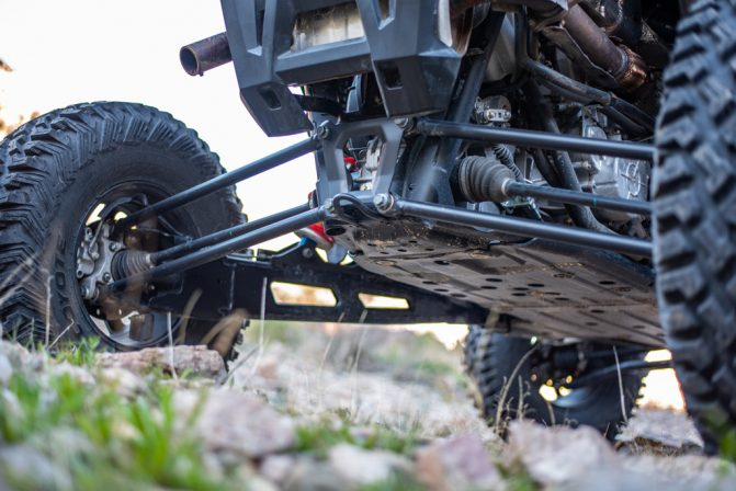 2019 Polaris RZR XP Turbo S Velocity Chassis