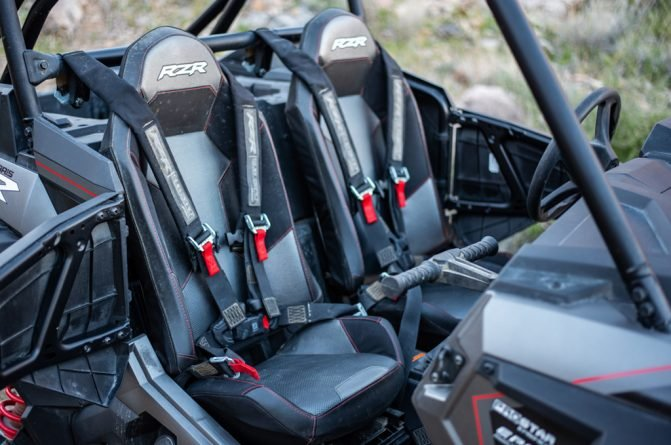 2019 Polaris RZR XP Turbo S Velocity Harness