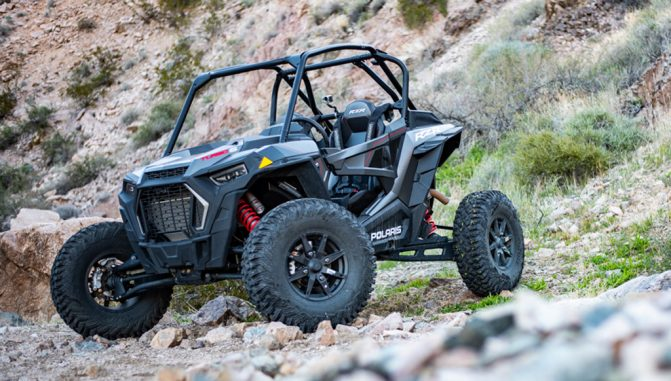 2019 Polaris RZR XP Turbo S Velocity Maintenance
