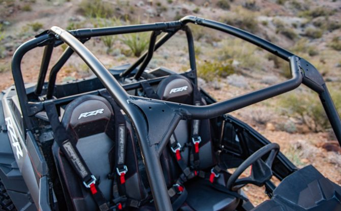 2019 Polaris RZR XP Turbo S Velocity ROPS