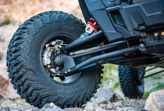 2019 Polaris RZR XP Turbo S Velocity Tires