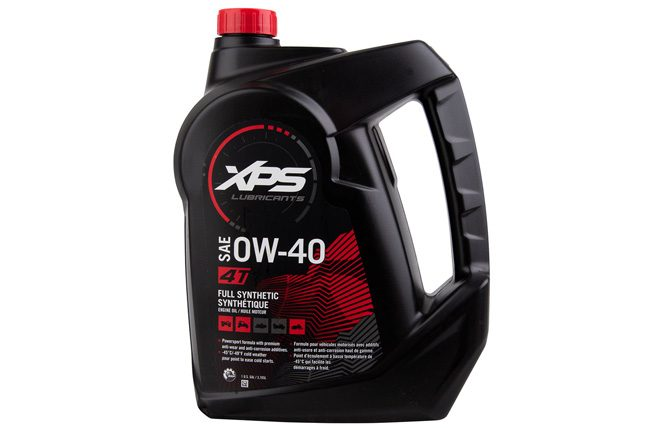 Can-Am XPS 0W-40 Full Synthetic Motor Oil