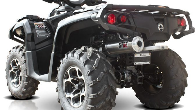 Five of the Best ATV Exhaust Systems - ATV com