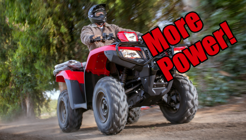 Why Aren't My Rear Wheels Getting Power? - ATV com