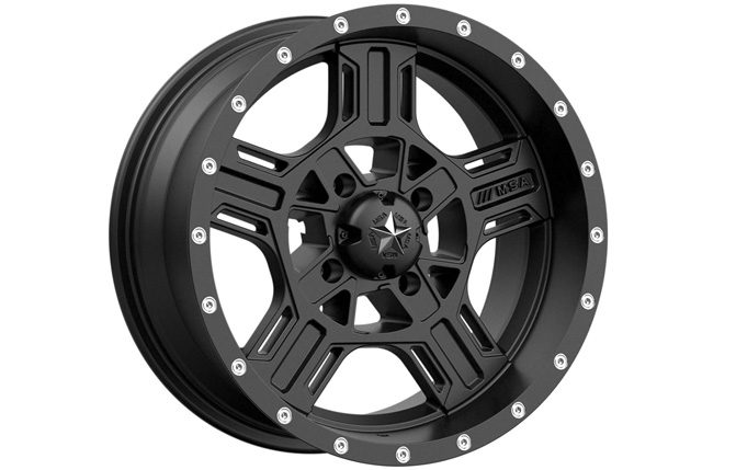 Motosport Alloys M32 Axe Wheel