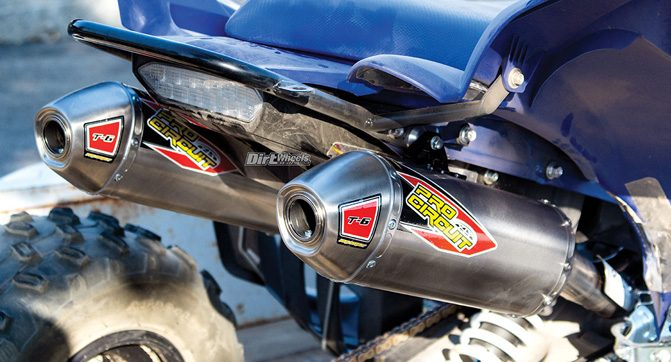Pro Circuit T-6 Dual Exhaust System