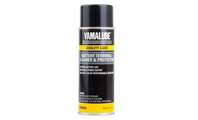 Yamalube Battery Terminal Cleaner