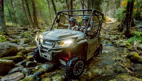 Five Must-Have Honda Pioneer Accessories