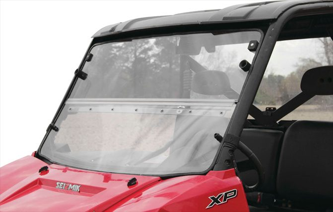 Seizmik Polaris Ranger Windshield