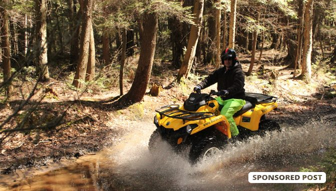 As we slowly come out of hibernation and change gears from winter to summer, it's time to plan the next big trip or adventure. Here's how to rent an ATV in Ontario.