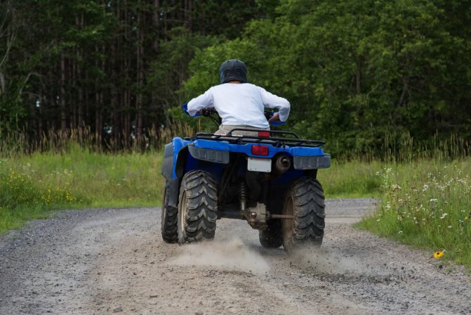 best ATV trails in Ontario