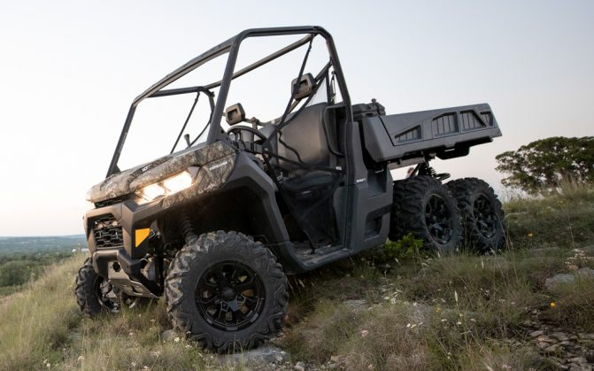 2020 Can-Am Defender 6x6 2