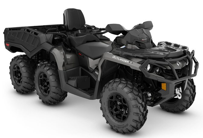 Can-Am Outlander MAX 6x6 XT - Two-Seat ATV