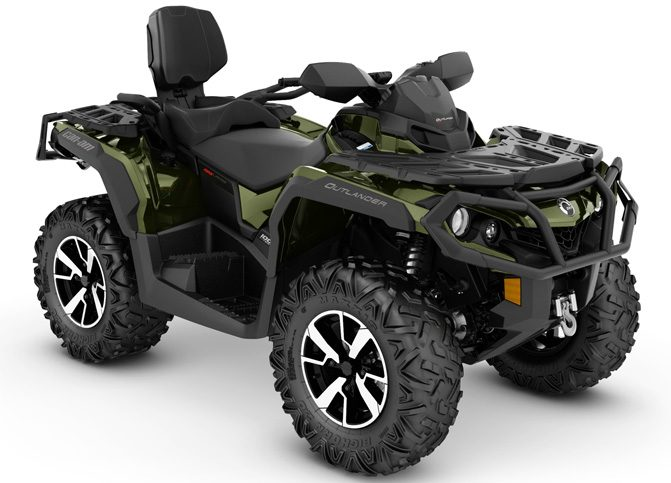 Can-Am Outlander MAX Limited - Two-Seat ATV
