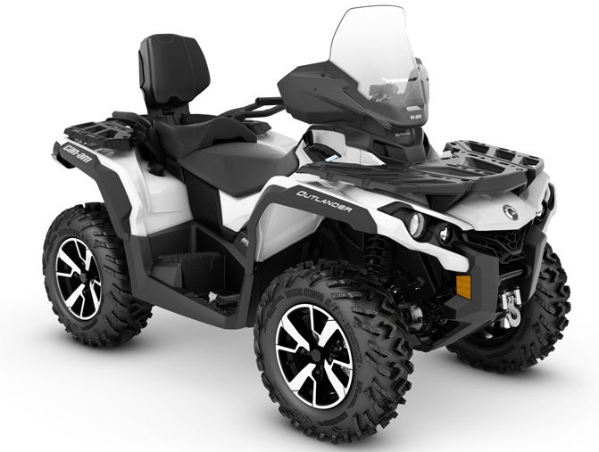 Can-Am Outlander MAX North Edition - Two-Seat ATV