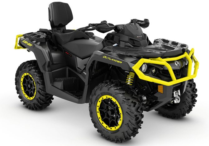 Can-Am Outlander MAX XT-P - Two-Seat ATV