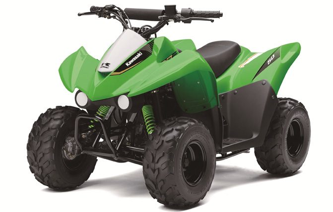 Kawasaki KFX50 Youth ATV