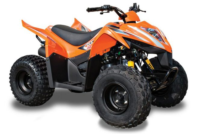 Kymco Mongoose 90S Youth ATV
