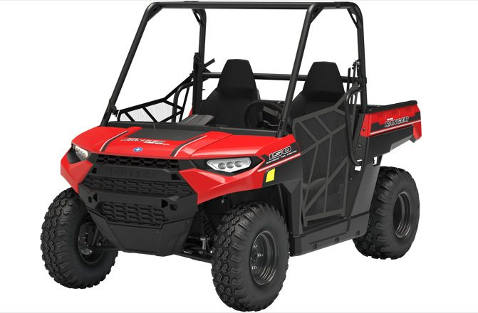 Polaris Ranger 150 EFI Youth UTV