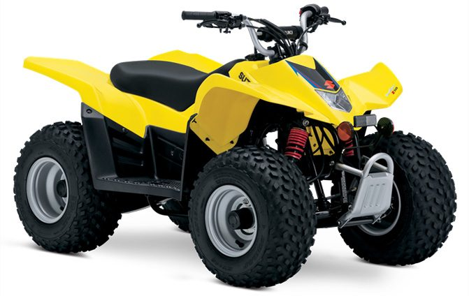 Suzuki QuadSport Z50 Youth ATV
