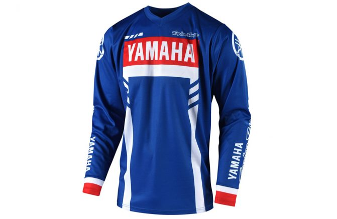 Troy Lee Yamaha Jersey