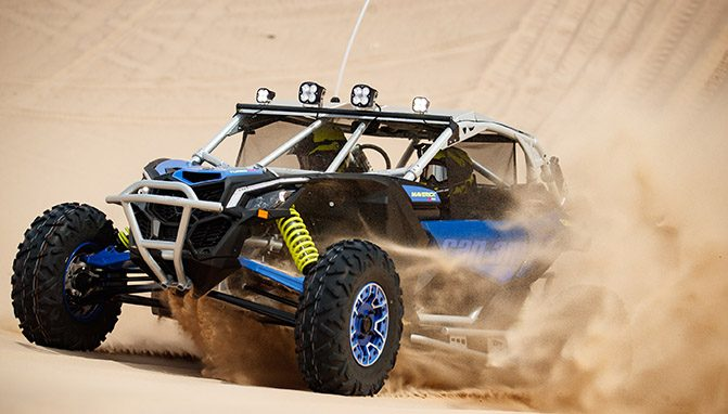 2020 Can-Am Maverick X3 Turbo RR