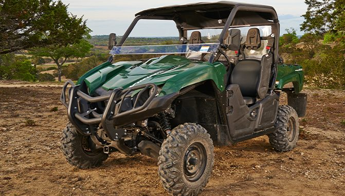 Six Yamaha Viking Accessories You Should Have