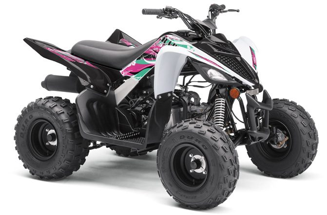 Yamaha Grizzly 90 Youth ATV