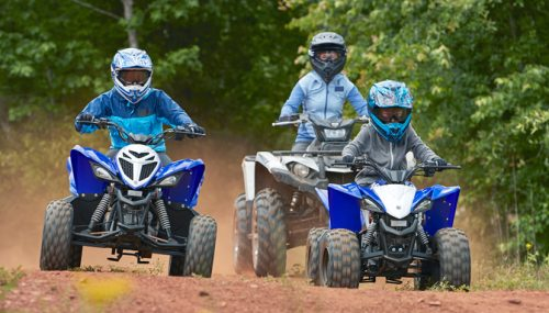 How To Choose an ATV Helmet - ATV com