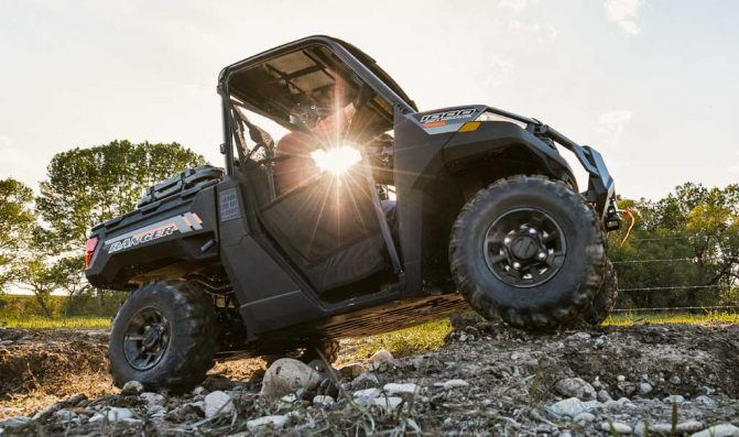 2020 Polaris Ranger 1000 Beauty