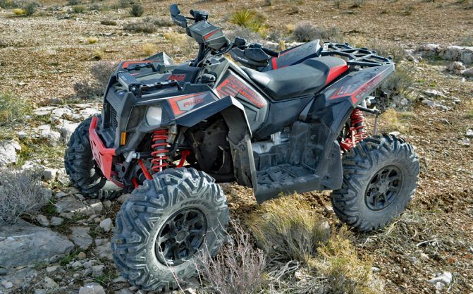 2020 Polaris Scrambler XP 1000 S 02