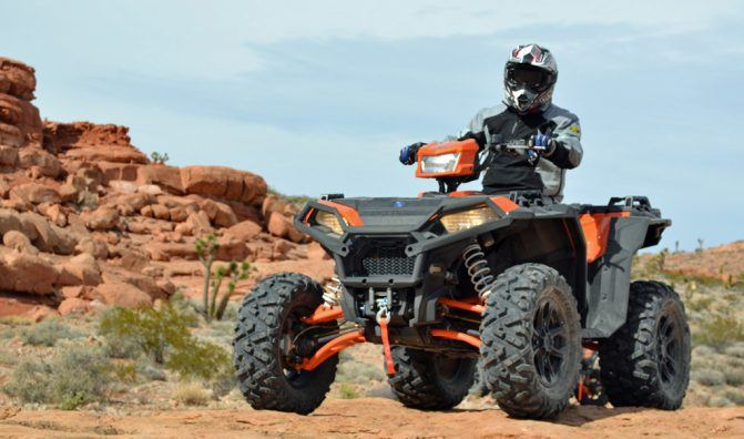 2020 Polaris Sportsman XP 1000 S 02
