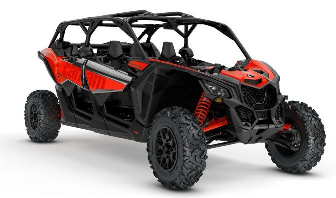 Can-Am Maverick X3 MAX Turbo Studio