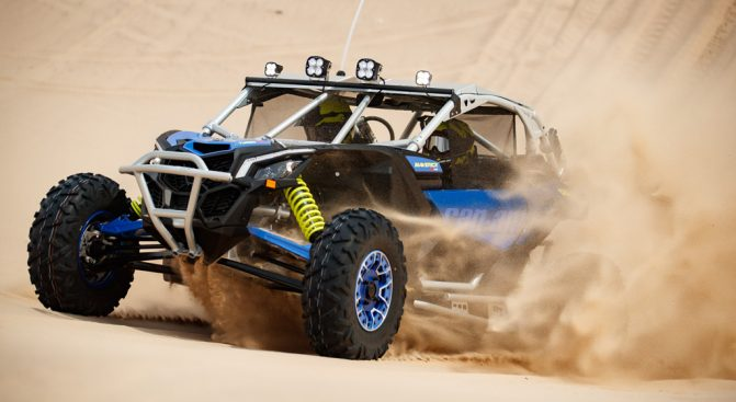 Can-Am Maverick X3 X rs Turbo RR Front