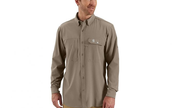Carhartt Forces Extremes Angler Shirt
