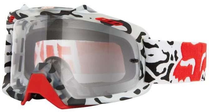 Fox Racing AIRSPC Goggles