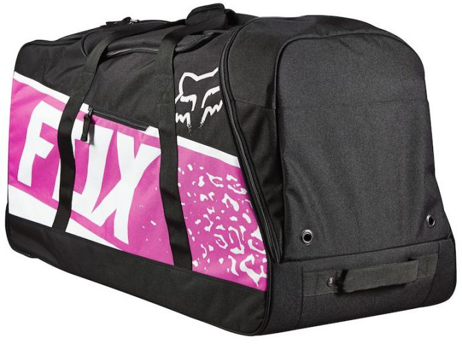 Fox Racing Shuttle 180 Divizion Gear Bag