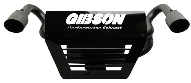 Gibson Performance Dual Slip-On Exhaust