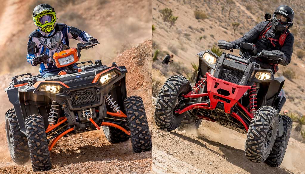 ATV Reviews, Prices and Specs